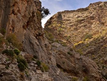 Maridaki (Lychnistis) gorge