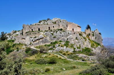 Venetian fortress of Charakas