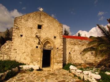 Monastery of Agios Pavlos