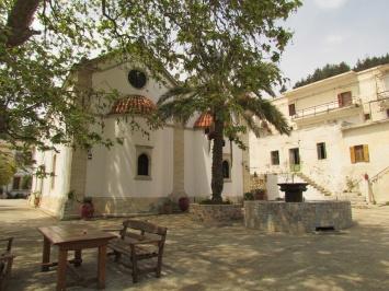 Monastery of St. George Epanosifis