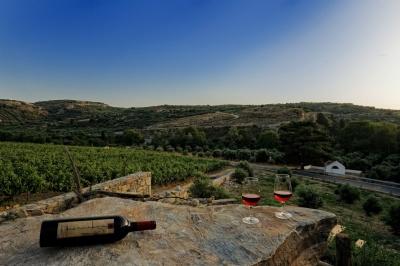 MINOS Cretan wines - Miliarakis winery