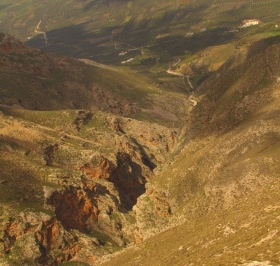 Chavga - Vorno gorge